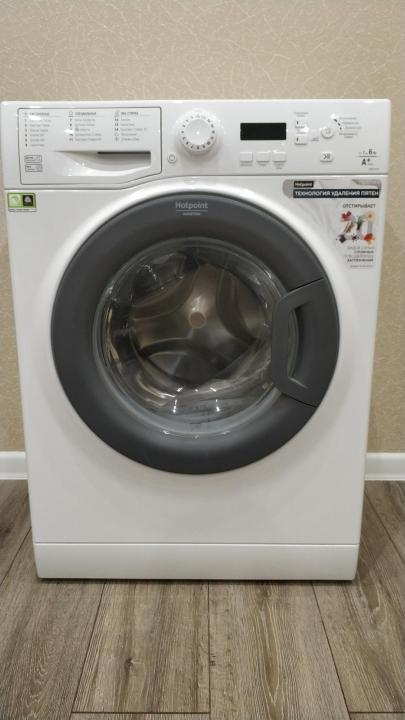 Новая стиральная машина Hotpoint-Ariston 6013B