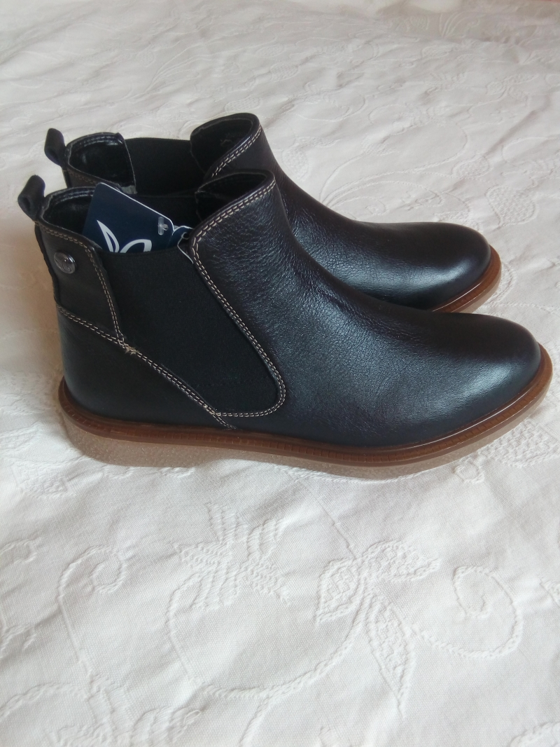 Ботинки женские демисезонные caprice 38 разм