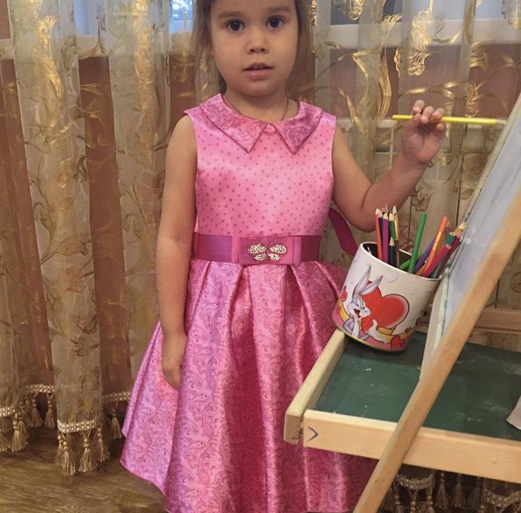 Платья детские праздничное