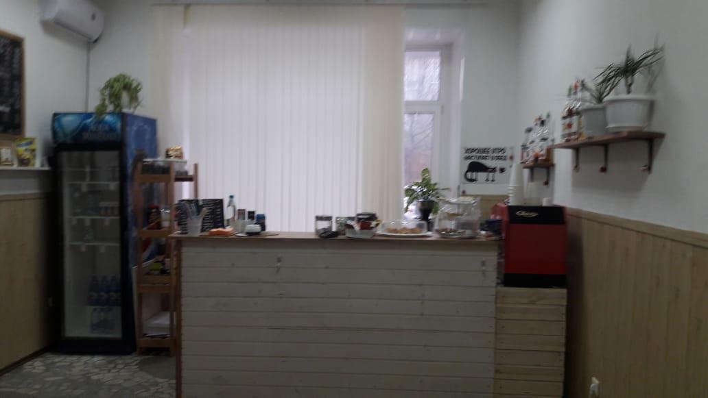Готовый бизнес. Кафетерий.