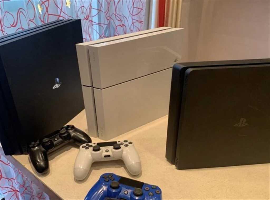 Ремонт и обслуживание Sony PlayStation