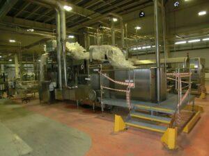 Асептическая линия розлива SIG Combibloc 606 CFA-606,  производительность 6000