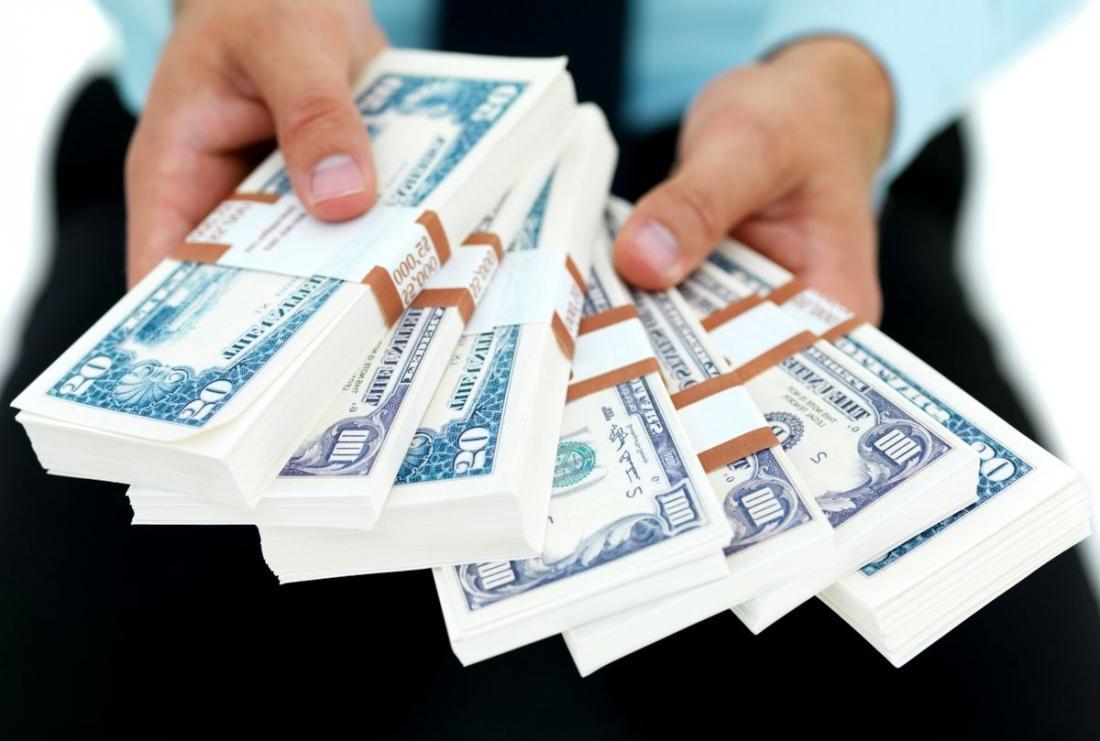 Частный займ, получение наличными. Низкие проценты