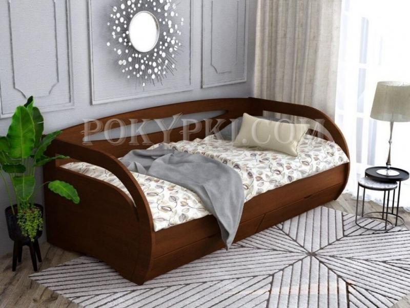 Угловая кровать Каруля 2