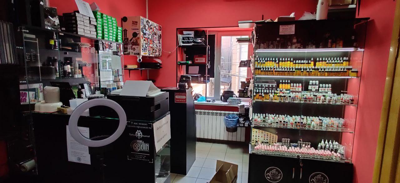 Готовый бизнес. Тату-салон в самом центре Краснодара