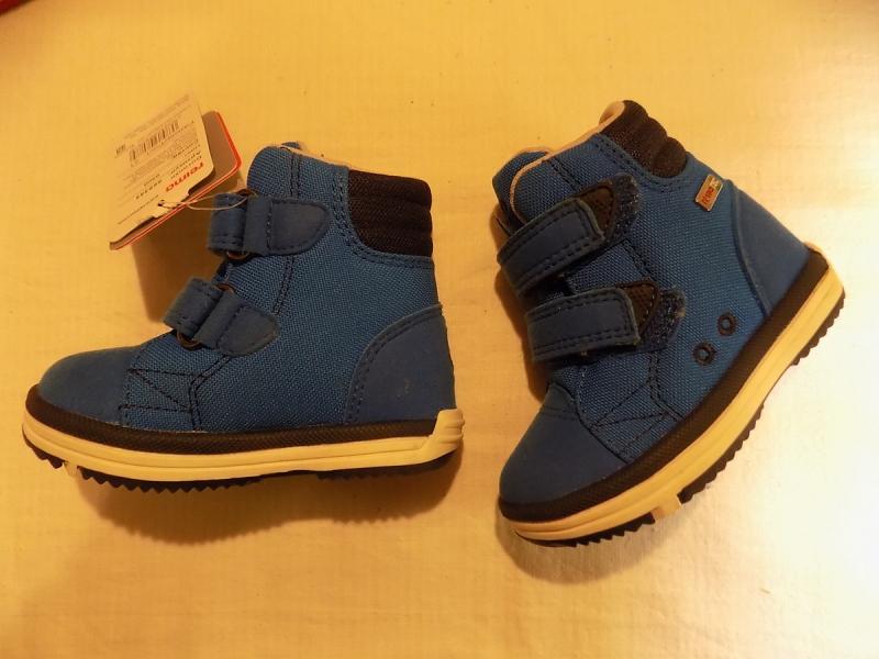 Reima Patter ботинки новые