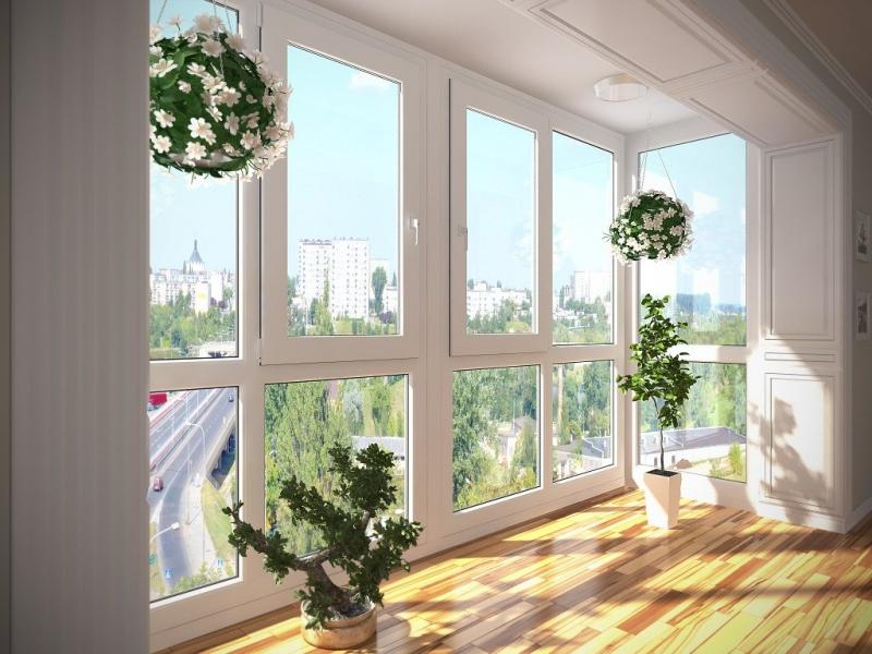 Окна в Ялте - ПВХ ВЕКА