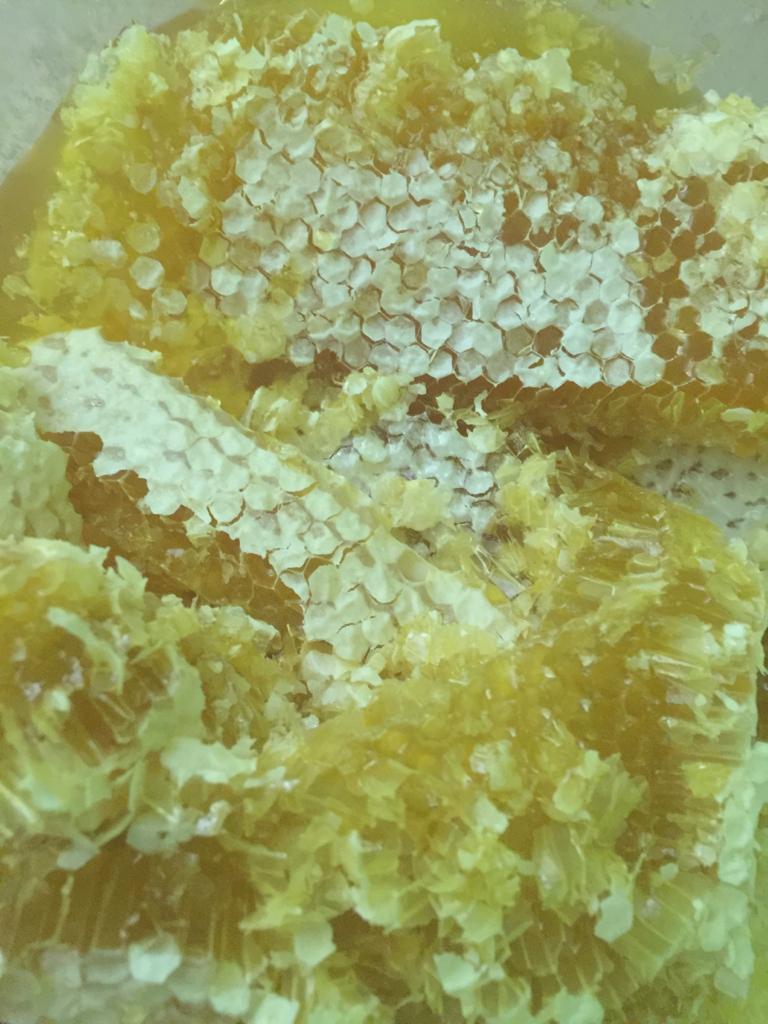 натуральный мед гречишный с разнотравием мд