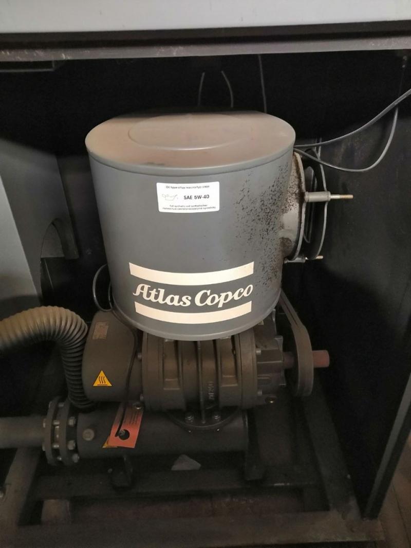ZL 700 турбокомпрессор роторный