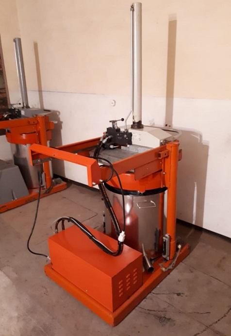 Пресс для отходов Orwak 5030 CE