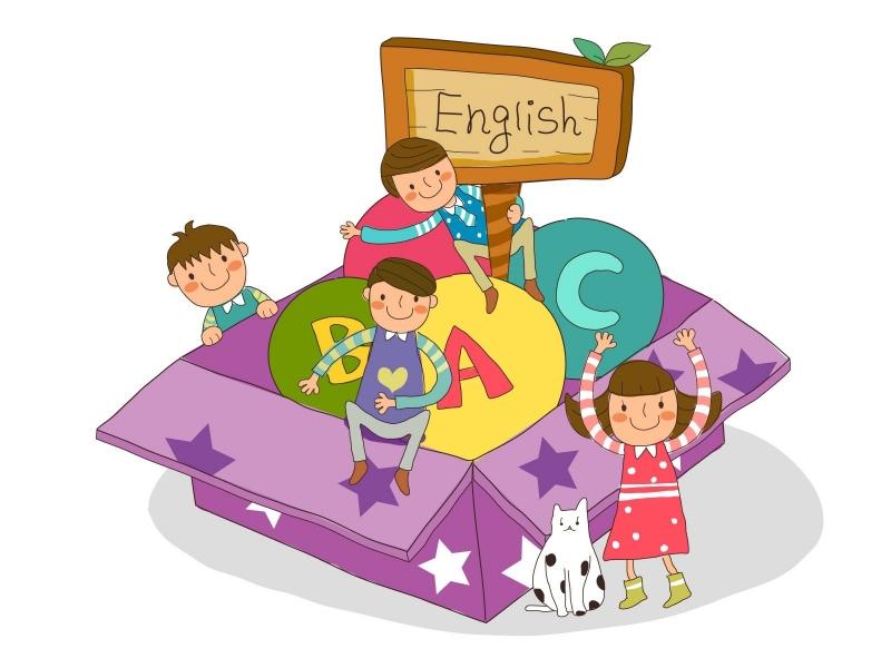 Репетитор по английскому языку. начальные классы