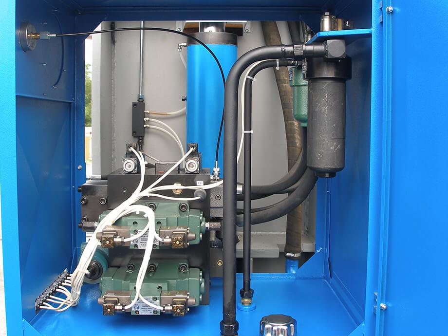 Предлагаем модернизированный гидропресс ДБ2436 ДГ2436
