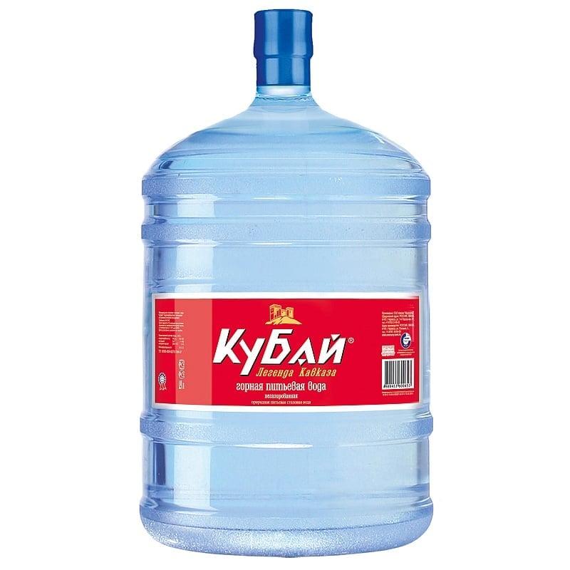 Вода Кубай с доставкой