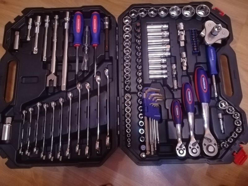 Набор инструментов DEKLASTAR