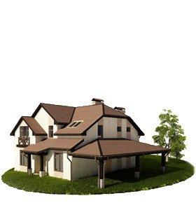 Оценка частного дома