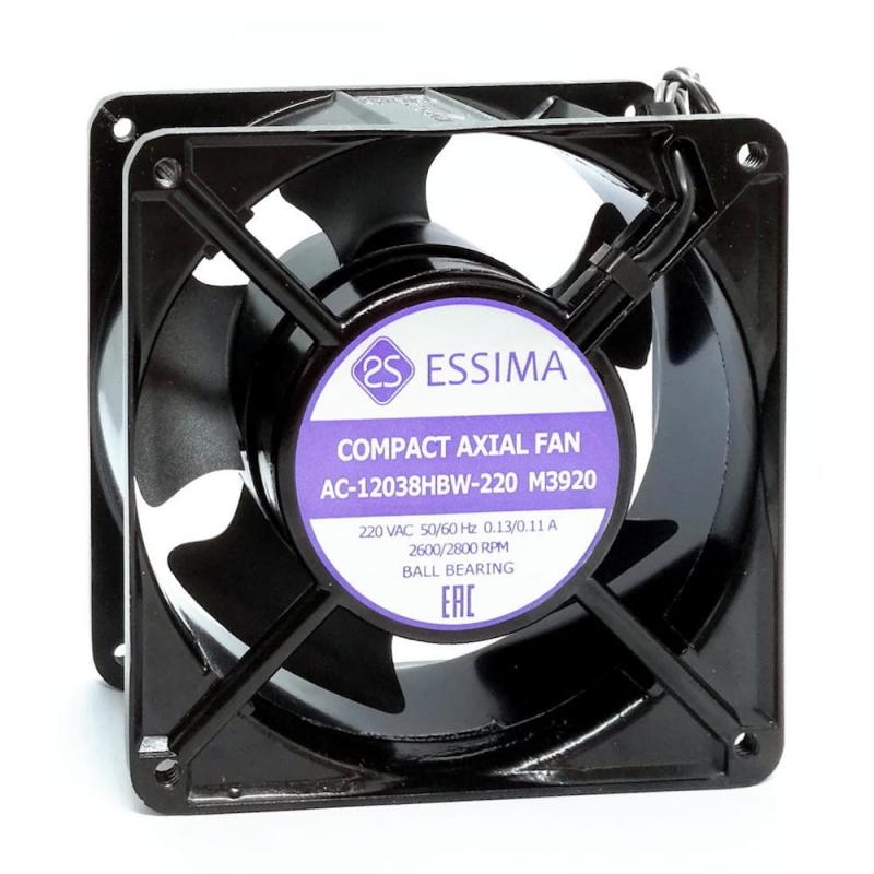 Продам вентиляторы 120х120х38