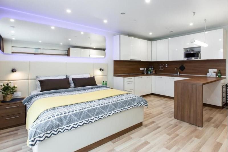 Самые просторные, светлые апартаменты 32.2 кв.м категории Superior в  ...