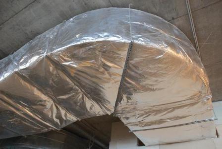 Огнезащитные системы для воздуховодов и металла МБФ.