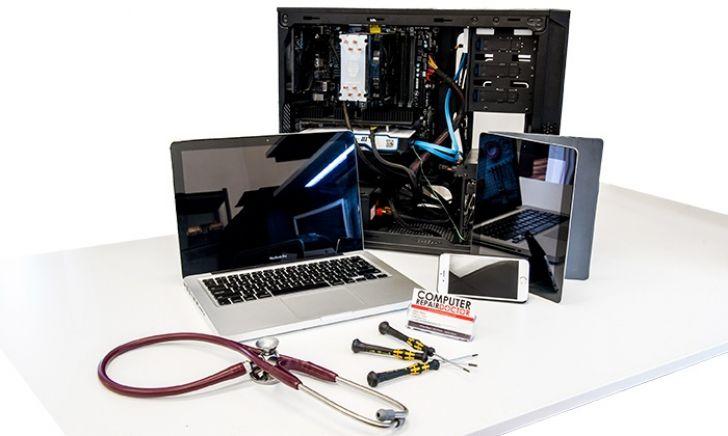 Обслуживание компьютеров и ноутбуков.