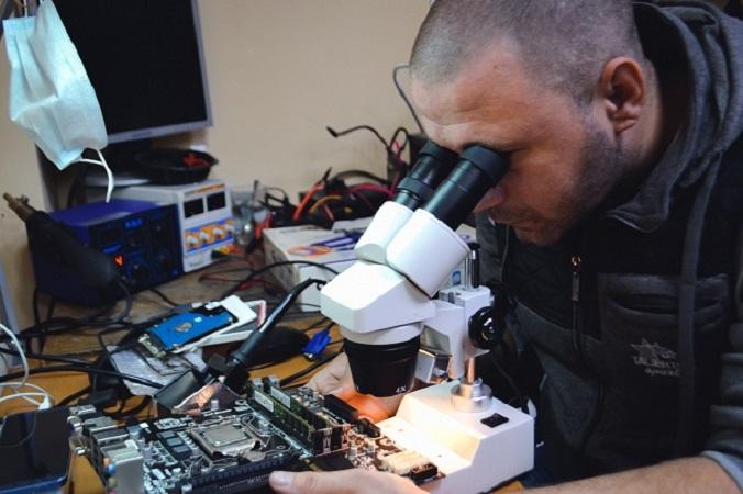 Ответственный ремонт компьютерной техники