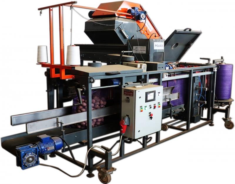Упаковочная машина в сетку УМС-25 мод.2